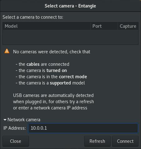 Entangle Screenshots